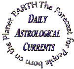 Daily Astrological Currents - Mercury-Pluto Conjunction - Weekly Horoscope