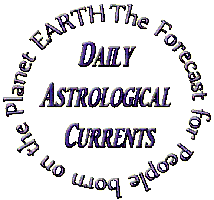 Daily Horoscope - Pluto's Child Astrology
